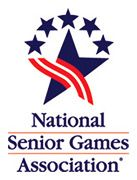 National Senior Games Association Logo